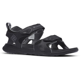 Columbia 2 Strap Sandals Men, black